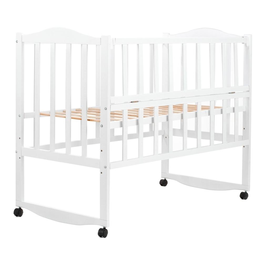 купить кроватку без лака детские кроватки капитошик