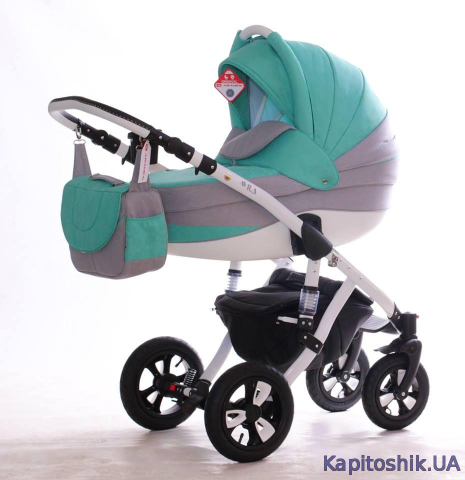 a5d858a508a08 Adamex Avila, универсальная коляска 2в1 - купить в интернет магазине  детских товаров Капитошик - Фото ...