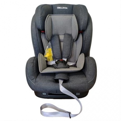 Автокресло Welldon Encore Isofix, 1/2/3