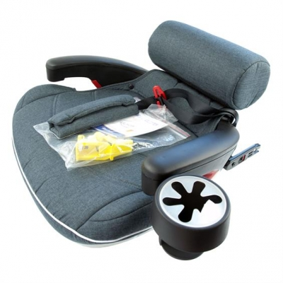 Автокресло Welldon Travel Pad IsoFix, гр. 3