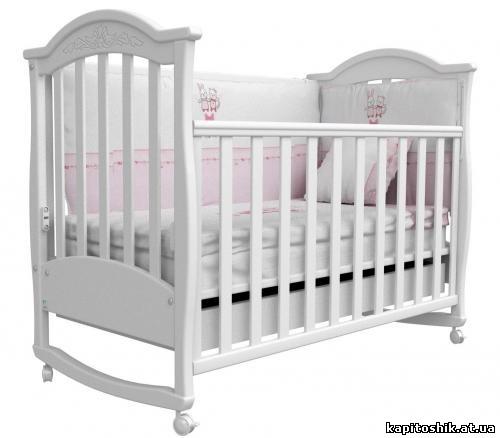 детские кроватки верес соня в днепропетровске деревянная