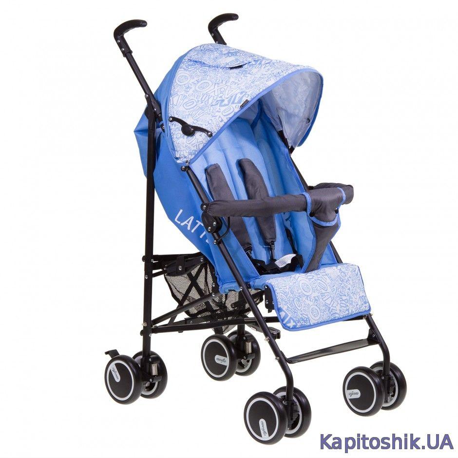 Прогулочная коляска-трость Everflo SK-165 - купить в интернет магазине  детских товаров Капитошик ... 10e82908d64