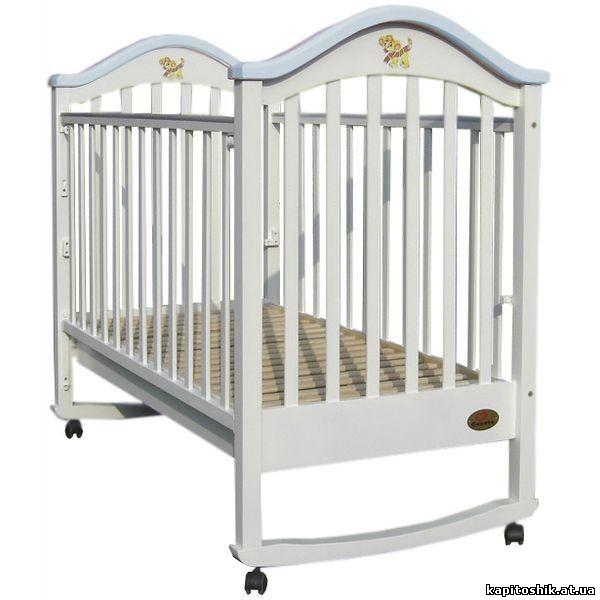 детская кроватка Casato Bc 440 M кроватка для новорожденных